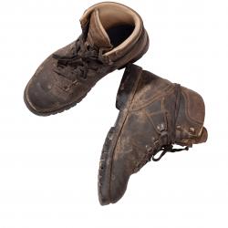 Schuhe-liegend